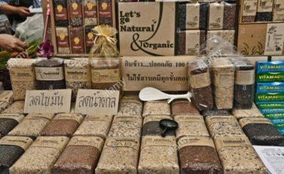 Gạo hữu cơ Thái Lan được chứng nhận mang lại giá trị cao